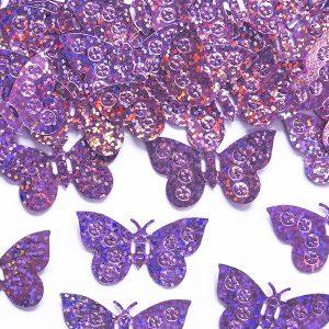 Sommerfugle bordkonfetti