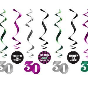 30 år swirls
