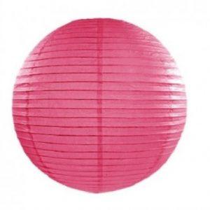 Hot pink lampe