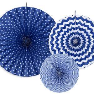 Rosetter Navy Blue