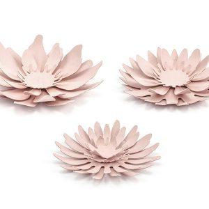 Rosa blomster
