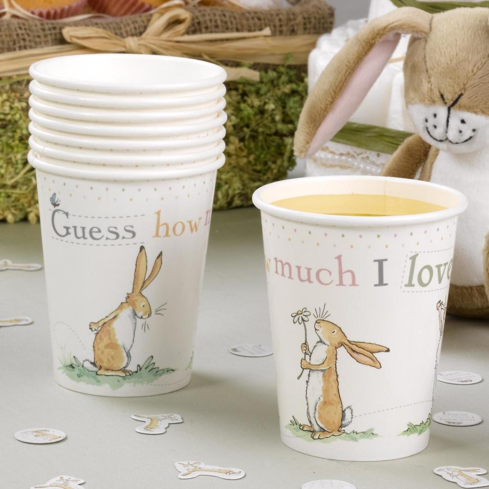 Børnefest kopper med harer