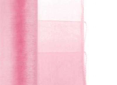 Elagant pink organza