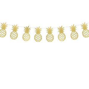 Guirlande med ananas