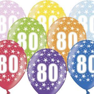 80 år Fødselsdag