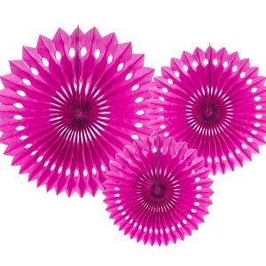 Hot Pink Rosetter