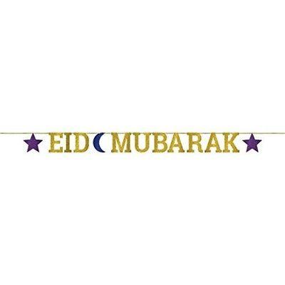 Eid mubarak banner