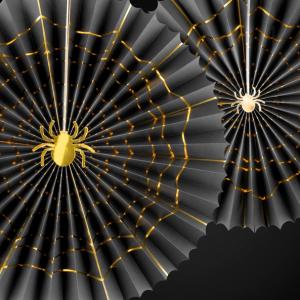 Rosetter med edderkopper