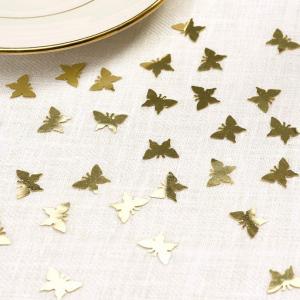 Bordkonfetti sommerfugle