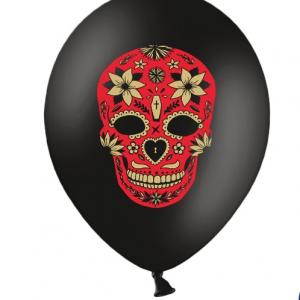 Ballon med dødningehoved