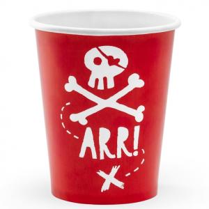 Krus til Pirat fest