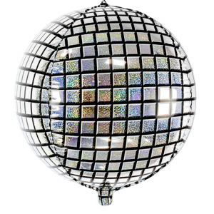 Disco folie ballon