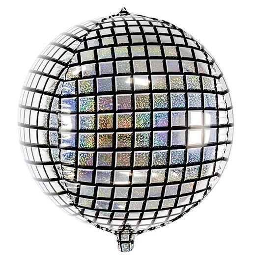 Disco folie ballon